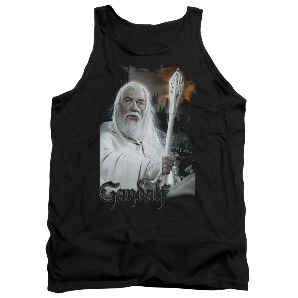 Gandalf Lord Of The Rings Tank Top