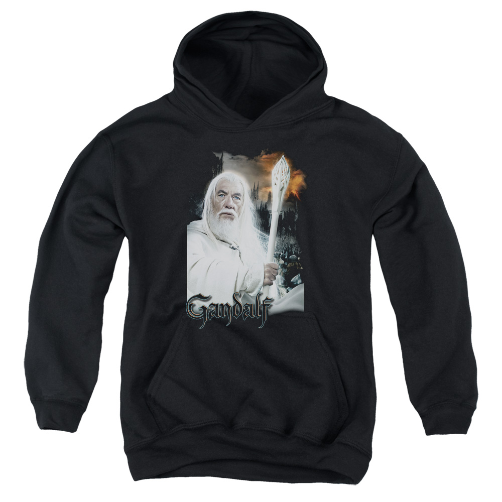 Gandalf Lord Of The Rings Kids Hoodie