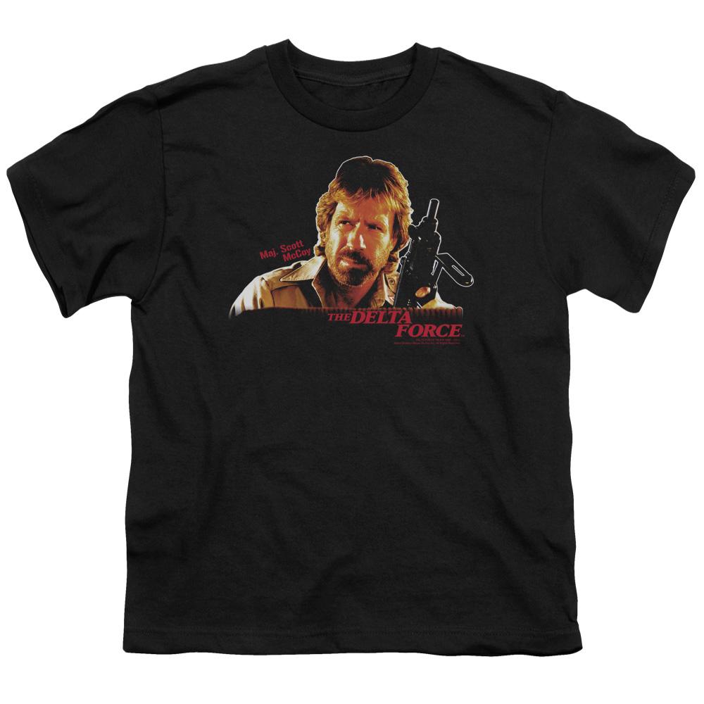 Delta Force Maj Scott Mccoy Kids T-Shirt