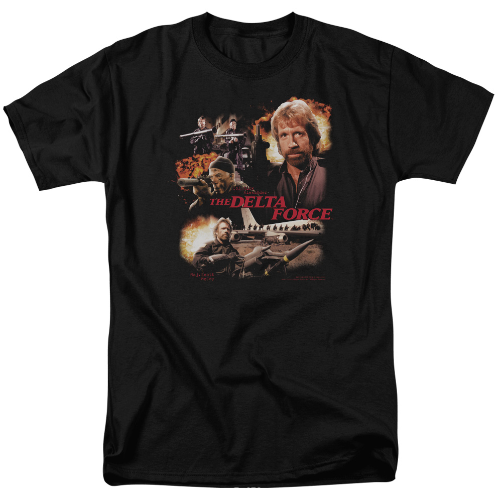 Delta Force Action Pack T-Shirt