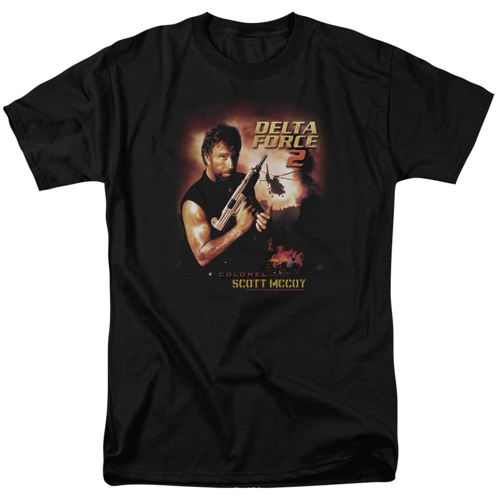 Delta Force 2 Poster Chuck Norris T-Shirt