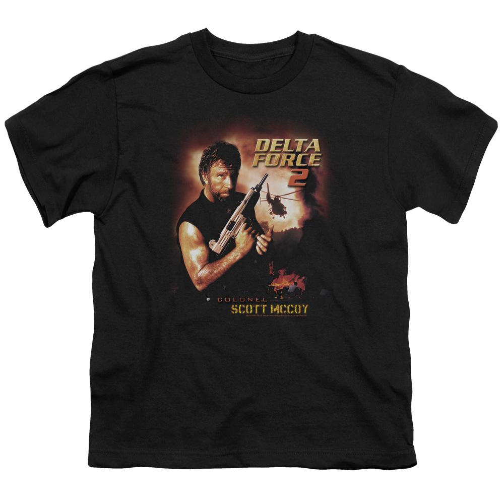 Delta Force 2 Poster Chuck Norris Kids T-Shirt