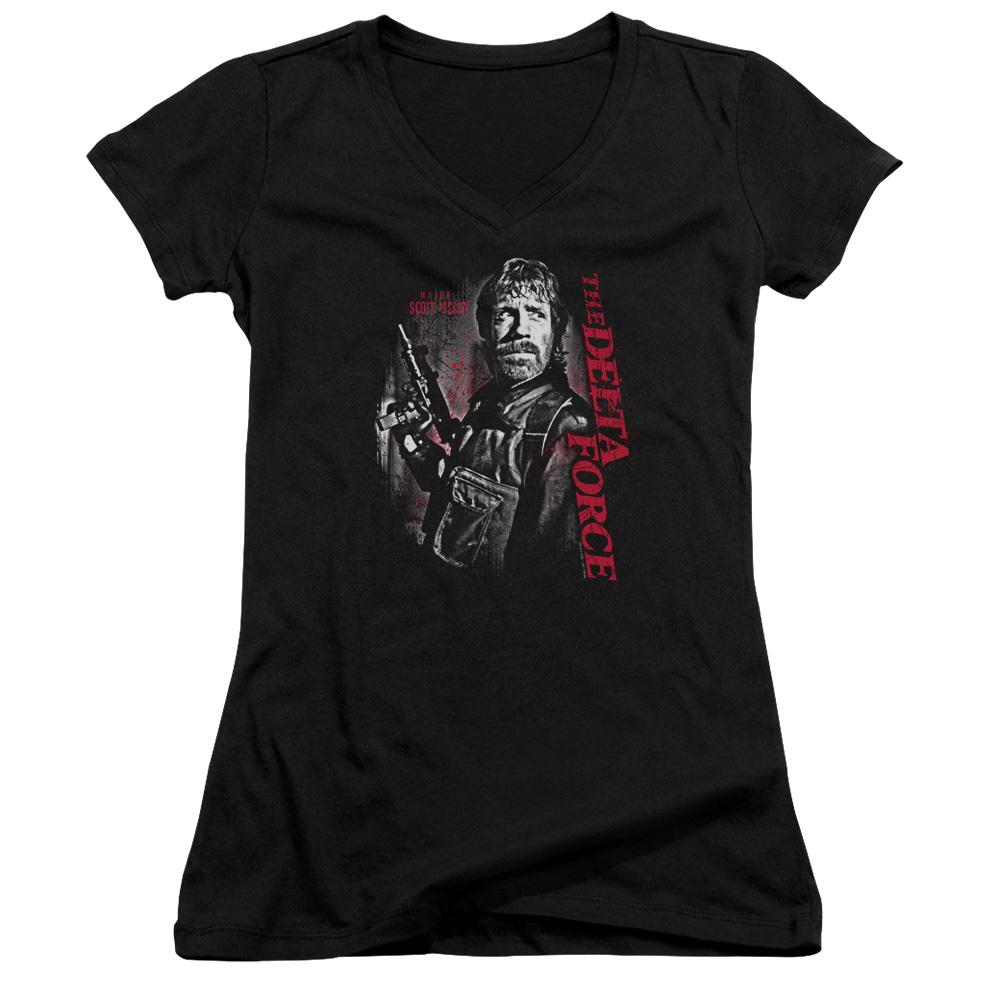 Delta Force Black Ops Juniors V-Neck T-Shirt
