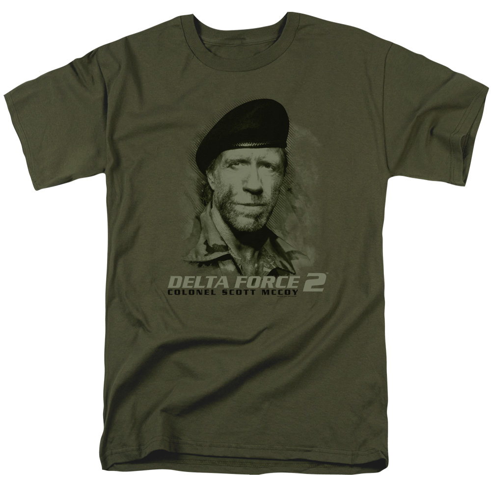 Delta Force 2 You Can't See Me T-Shirt