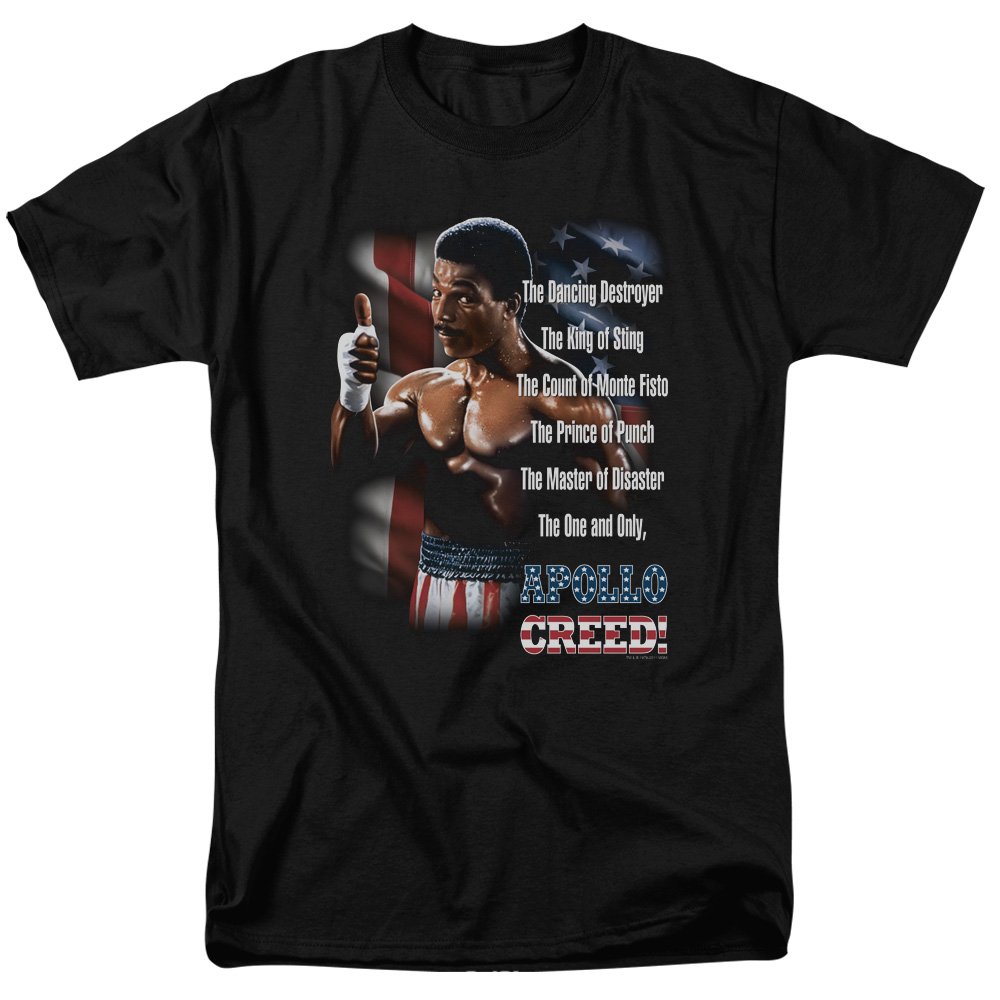 The One And Only Rocky T-Shirt