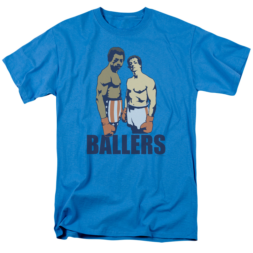 Rocky MGM Movie Balboa Women/'s T-Shirt Tee