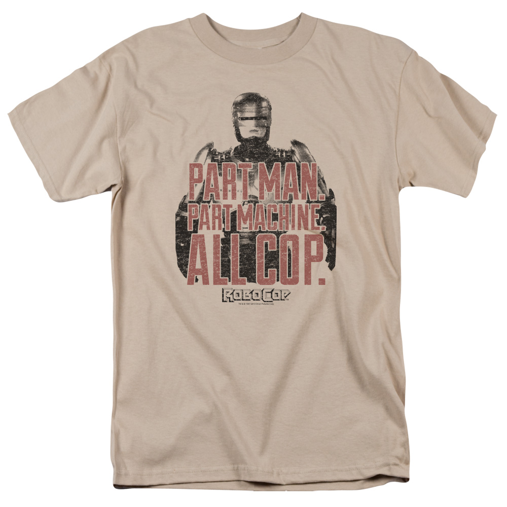Vintage Tagline Robocop T-Shirt