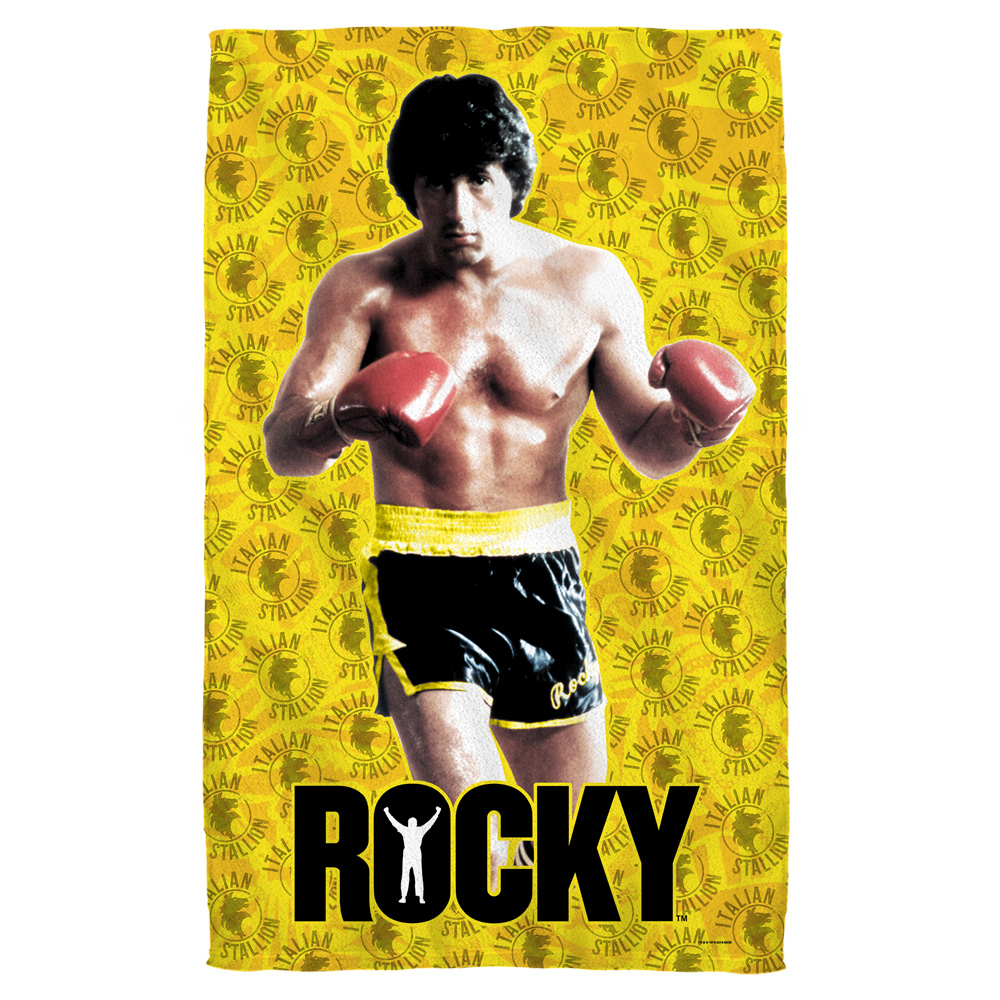 Stallion Stance Rocky Bath Towel