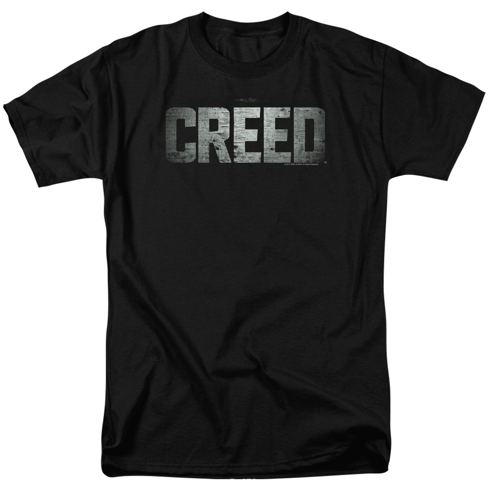 Creed Classic Distressed Logo T-Shirt