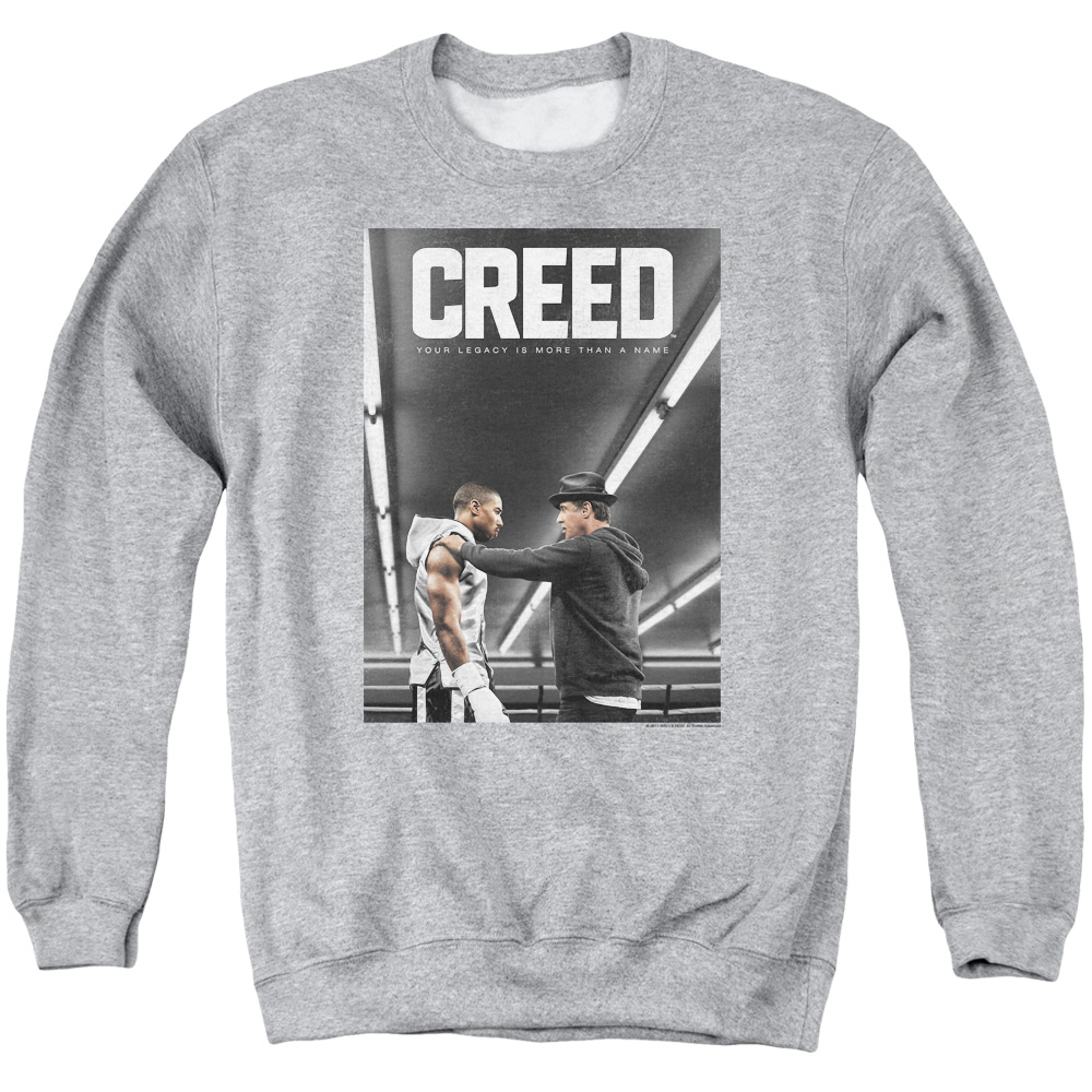 Creed Classic Movie Poster Sweater