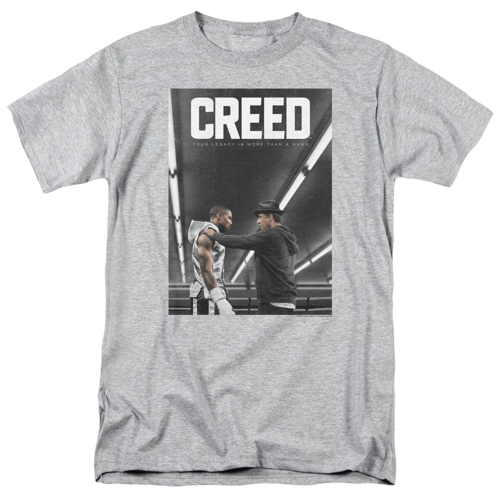 Creed Classic Movie Poster T-Shirt