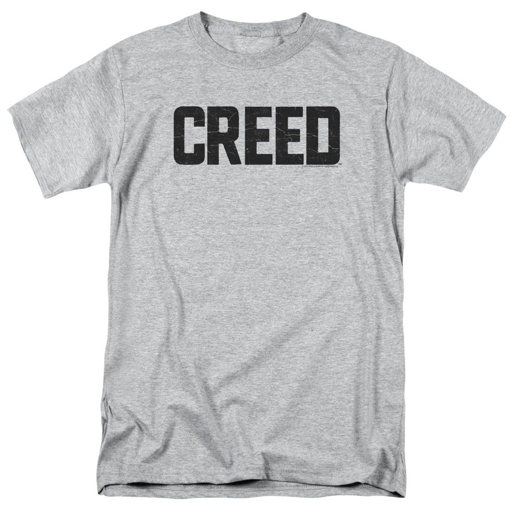 Creed Cracked Logo T-Shirt