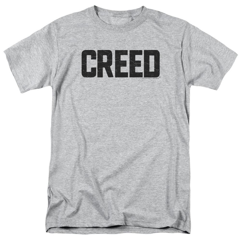 Creed Cracked Logo T-Shirt