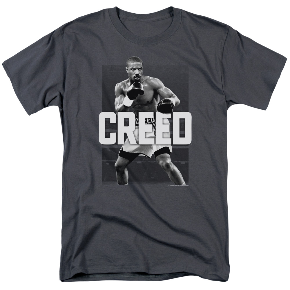 Creed Adonis Johnson Final Round Boxing Photo T-Shirt