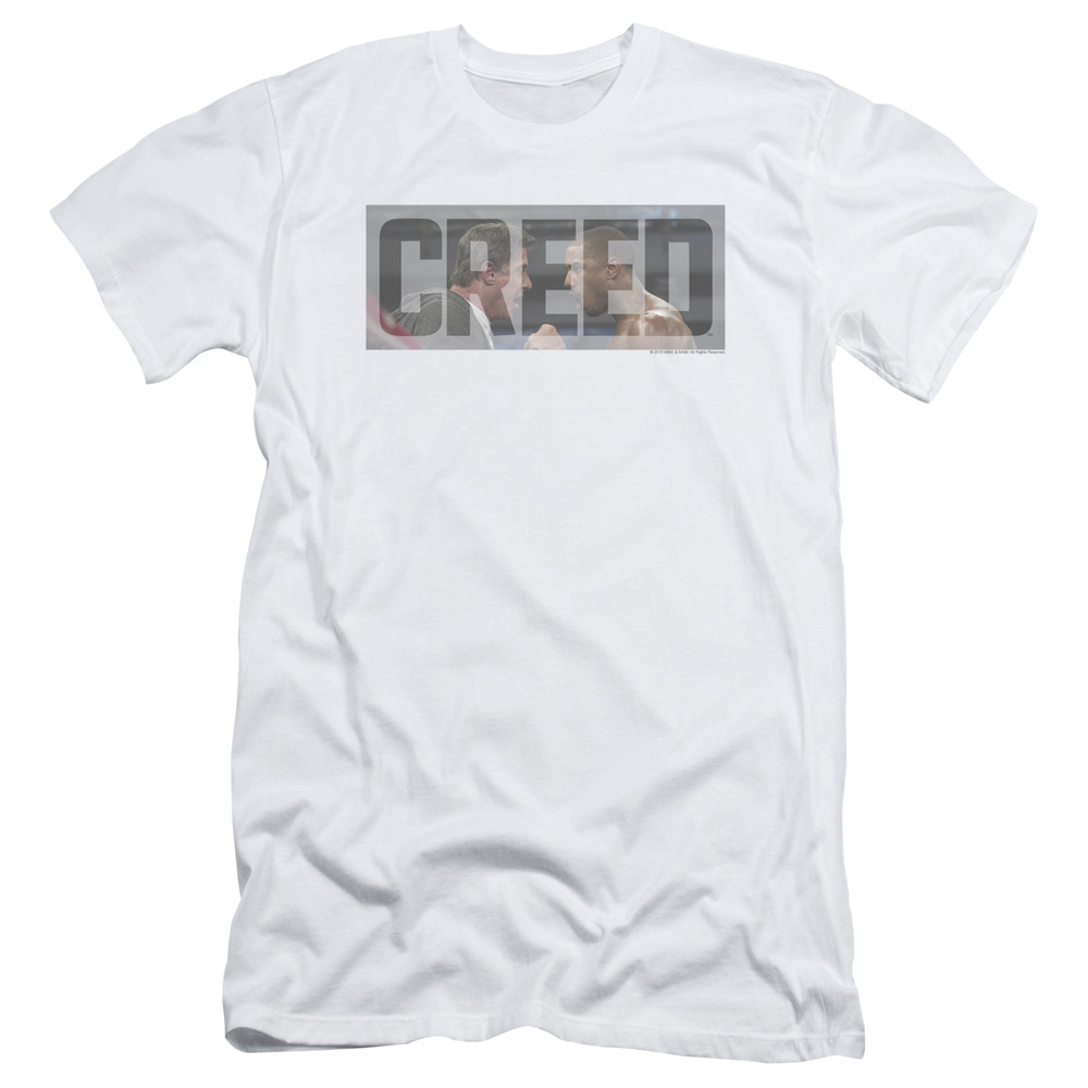Creed Pep Talk Boxing Logo Slim Fit T-Shirt