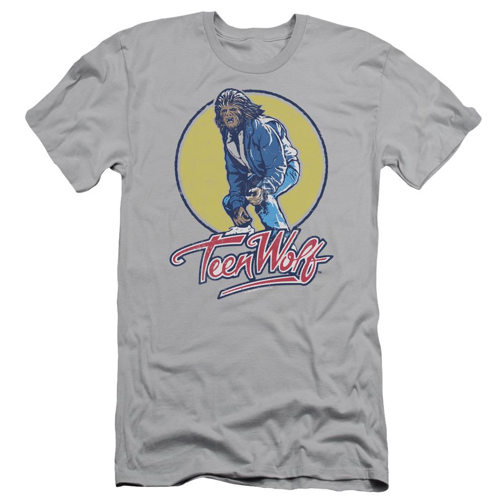 Rocking Teen Wolf Teen Wolf Slim Fit T-Shirt