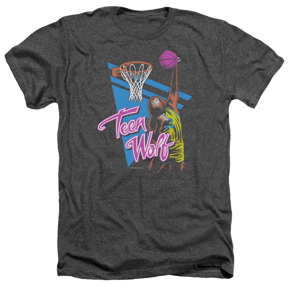 Slam Dunk Teen Wolf Heather T-Shirt