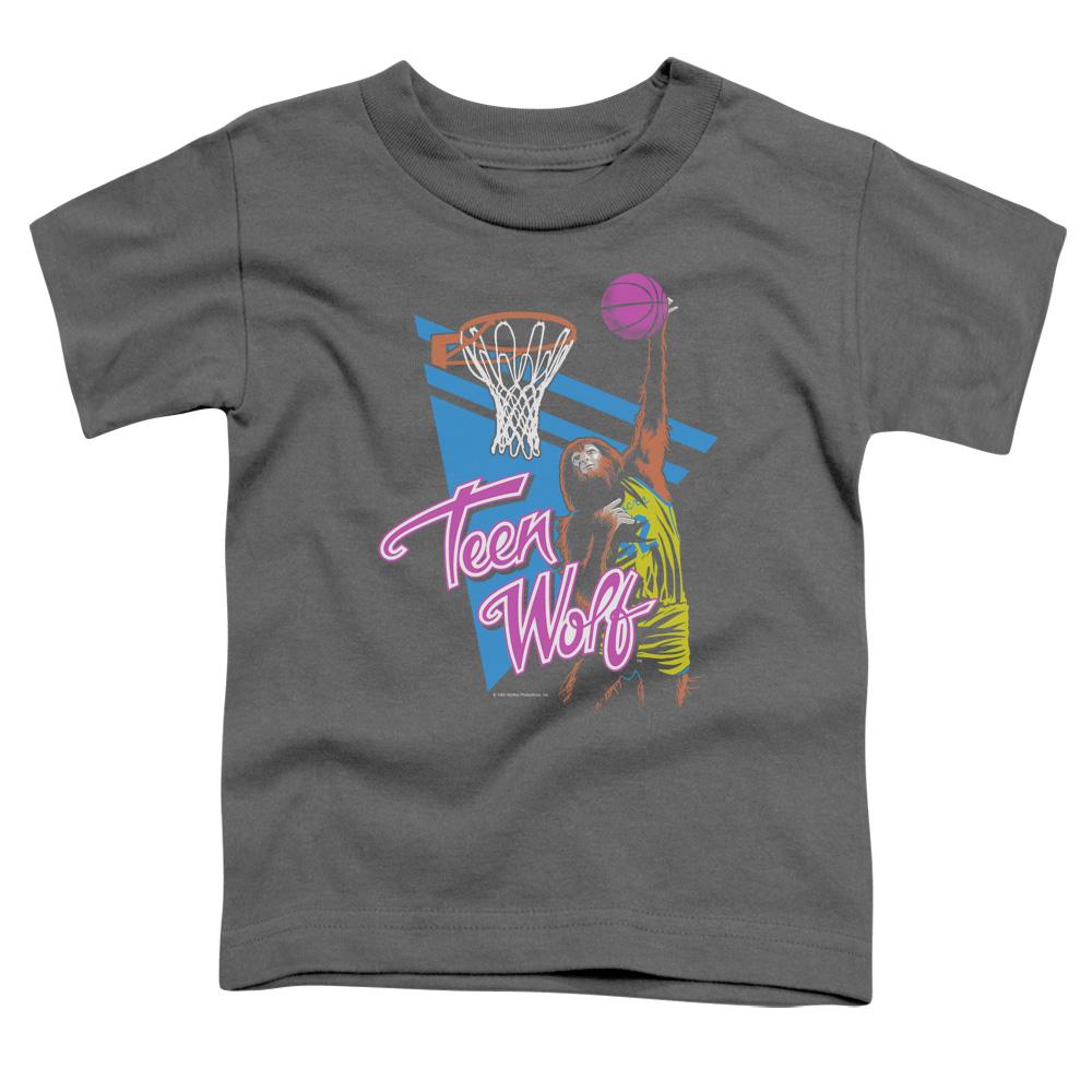 Slam Dunk Teen Wolf Toddler T-Shirt