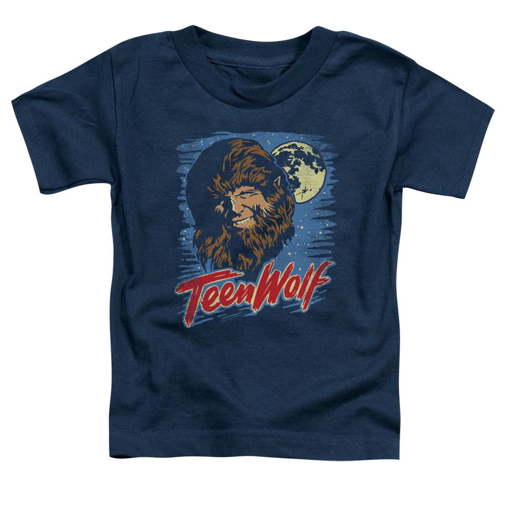 Moon Wolf Teen Wolf Toddler T-Shirt