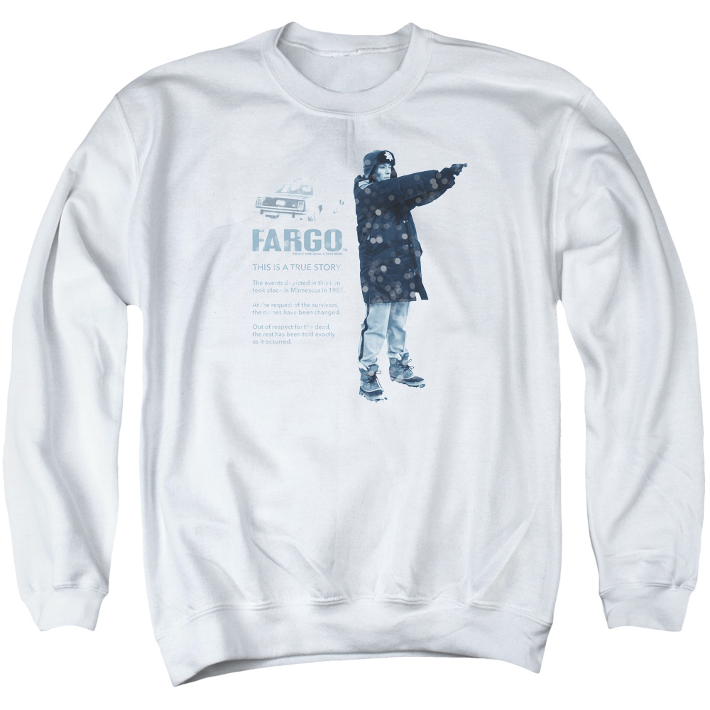 This Is A True Story Fargo Sweater
