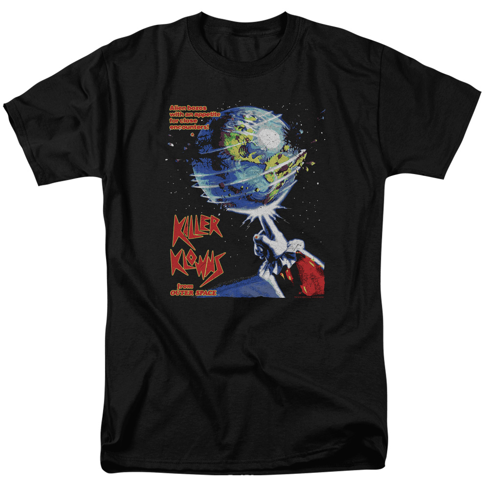 Invaders Killer Klowns From Outer Space T-Shirt