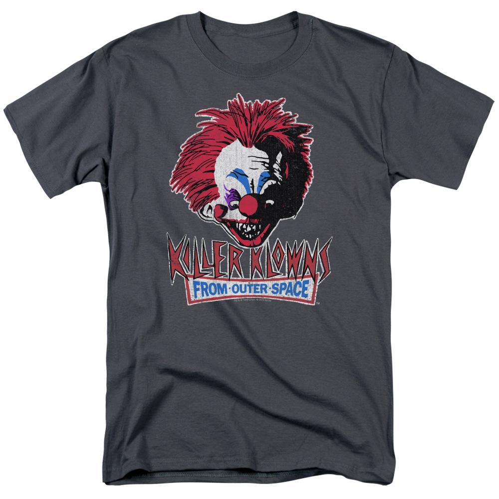 Rough Clown Killer Klowns From Outer Space T-Shirt