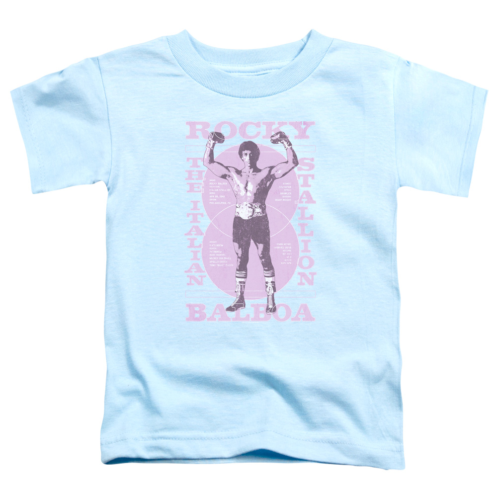 Rocky Gun Show Toddler T-Shirt