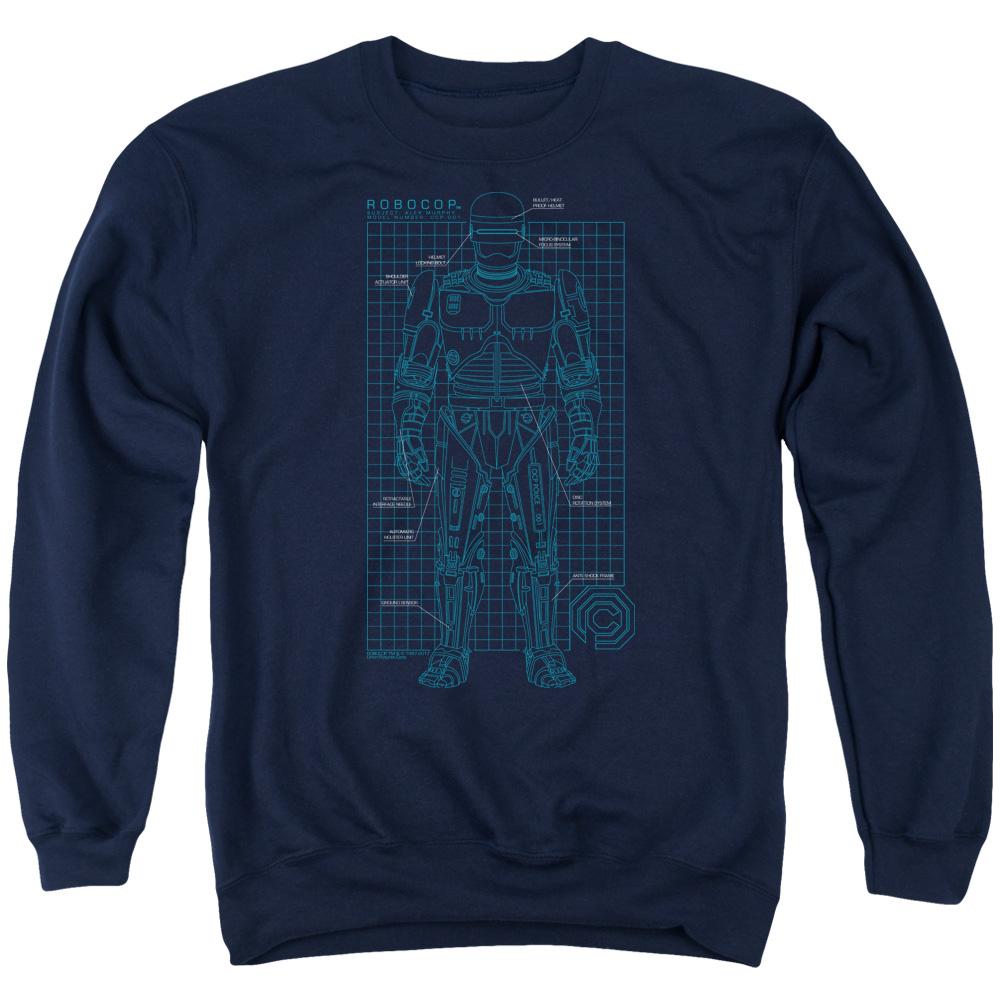 Robocop SCHEMATIC Sweatshirt