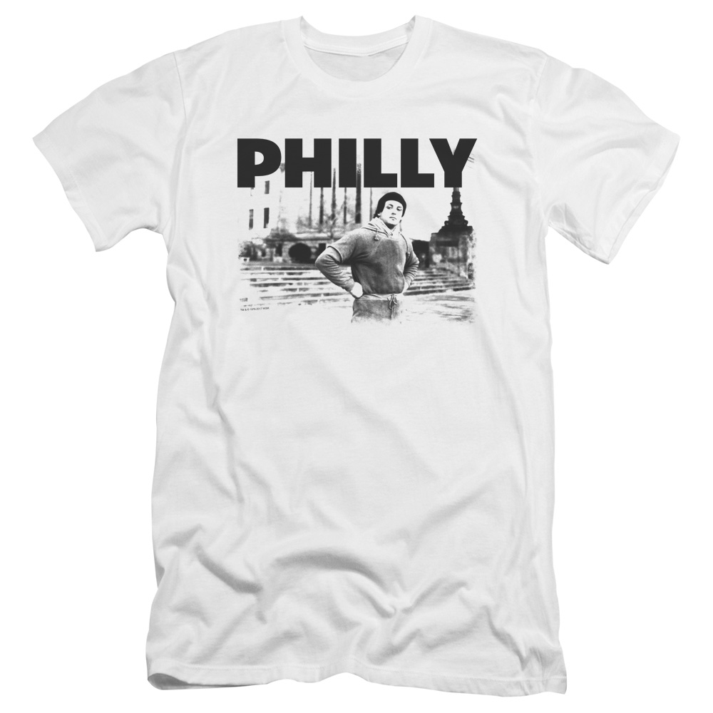 Rocky Philly Premium Slim Fit T-Shirt