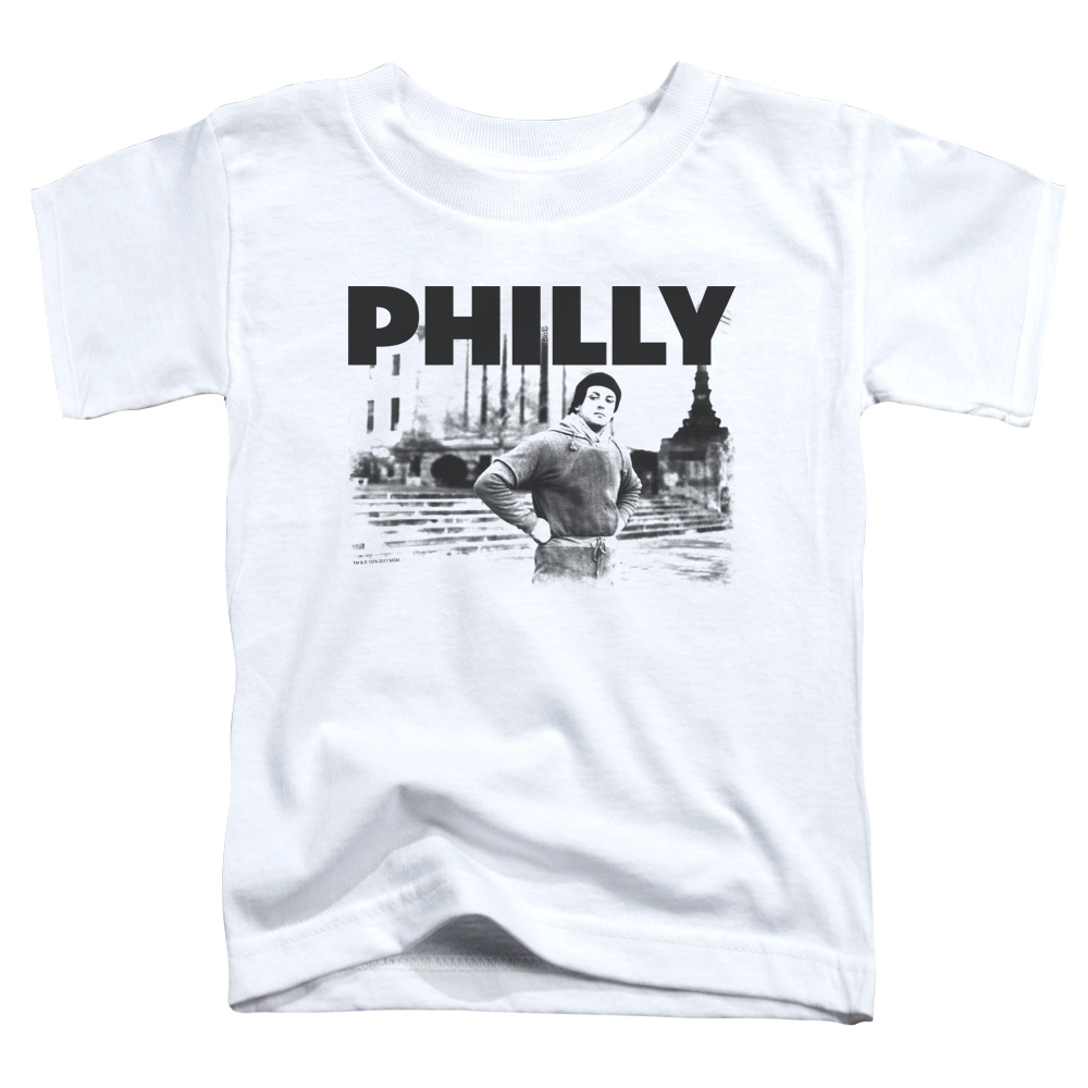 Rocky Philly Toddler T-Shirt