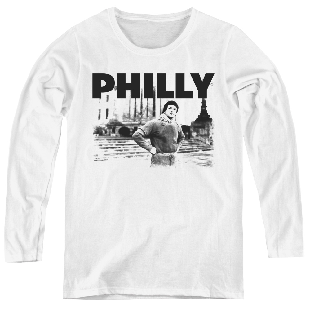 Rocky Philly Women's Long Sleeve Shirt