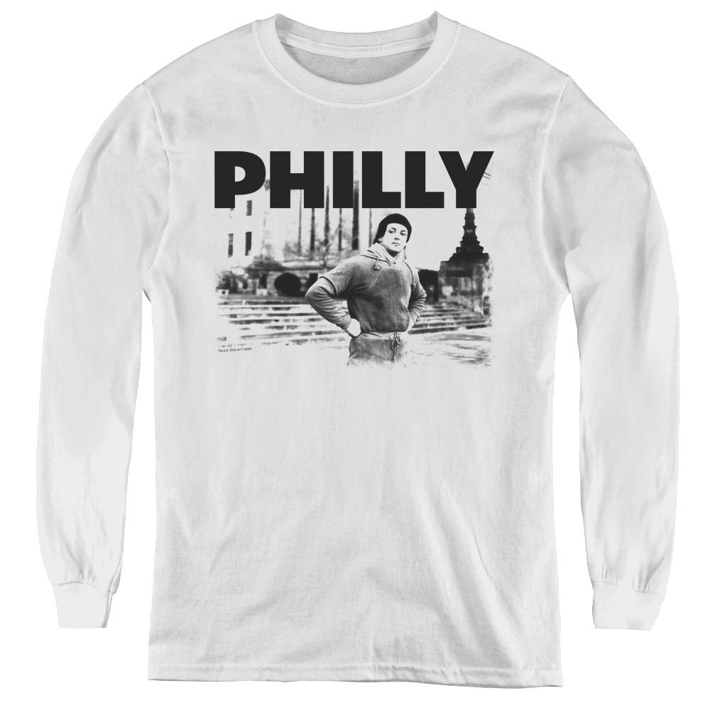 Rocky Philly Kids Long Sleeve Shirt