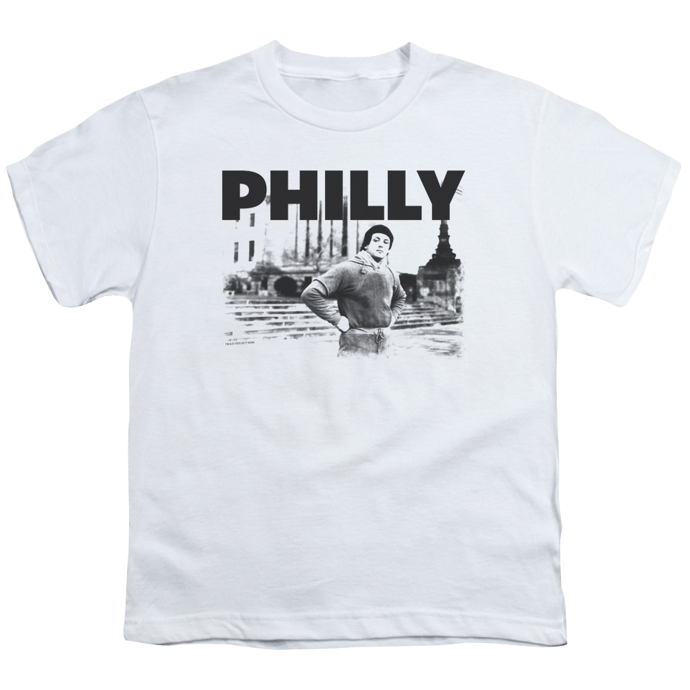 Rocky Philly Kids T-Shirt