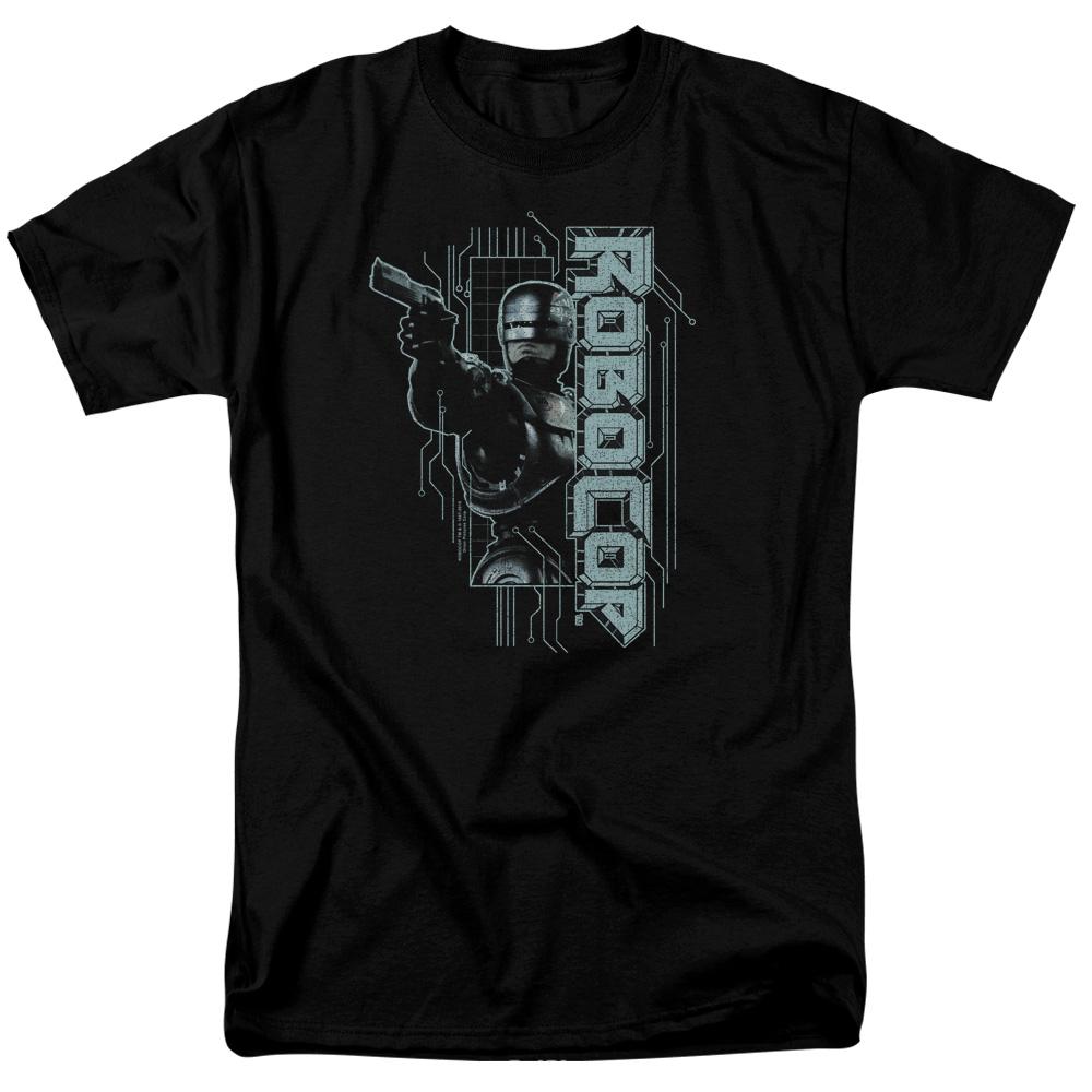 Robocop Murphy Split T-Shirt