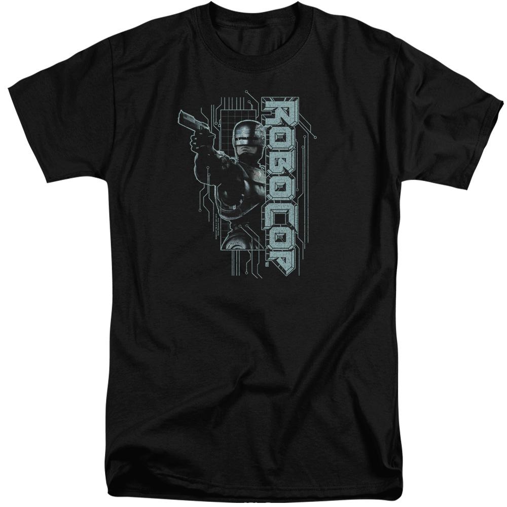Robocop Murphy Split Tall T-Shirt