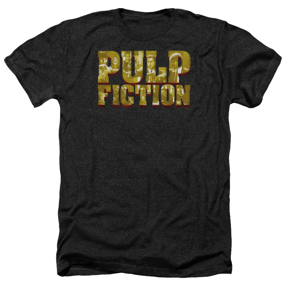 Pulp Fiction Heather T-Shirt