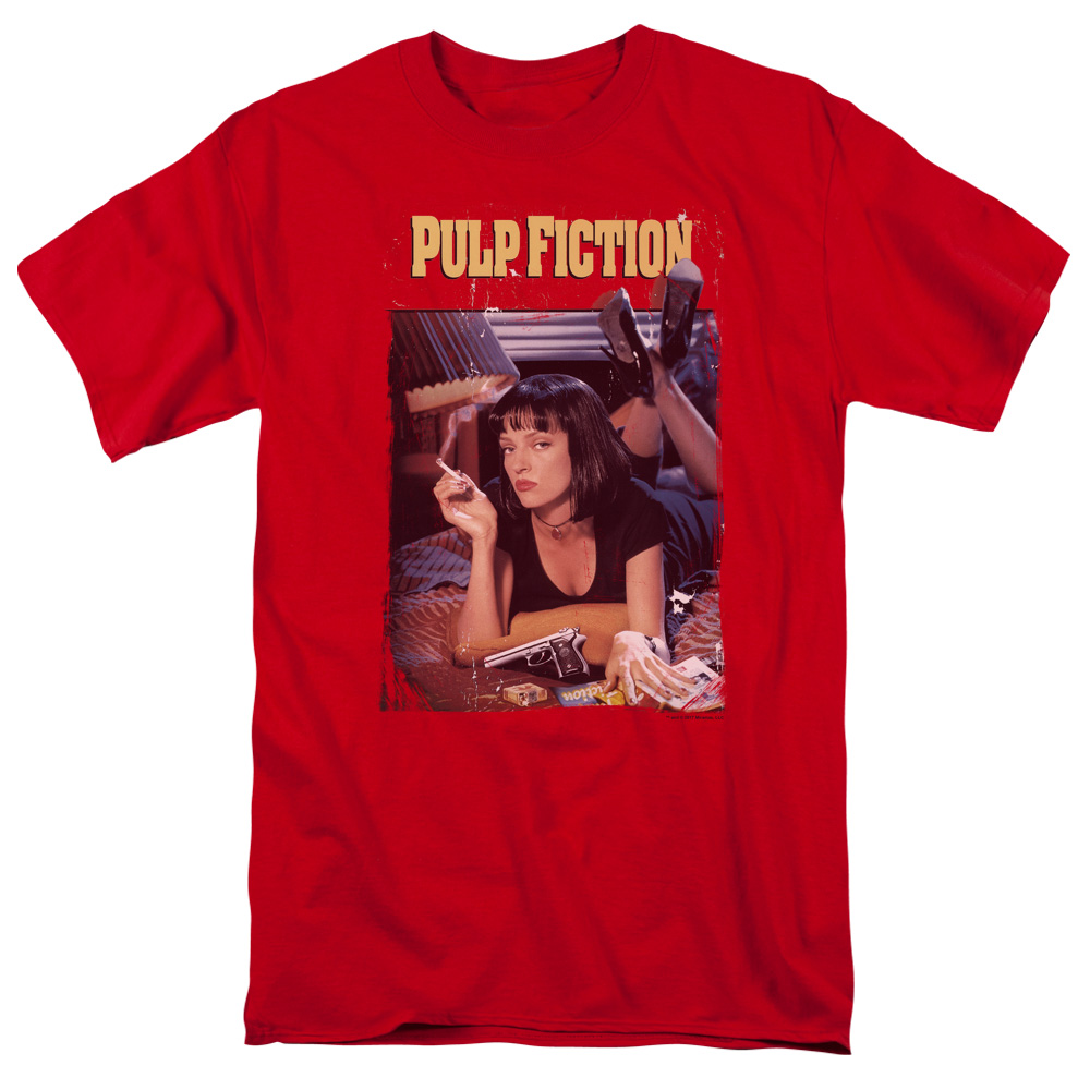 Pulp Fiction Poster1 T-Shirt