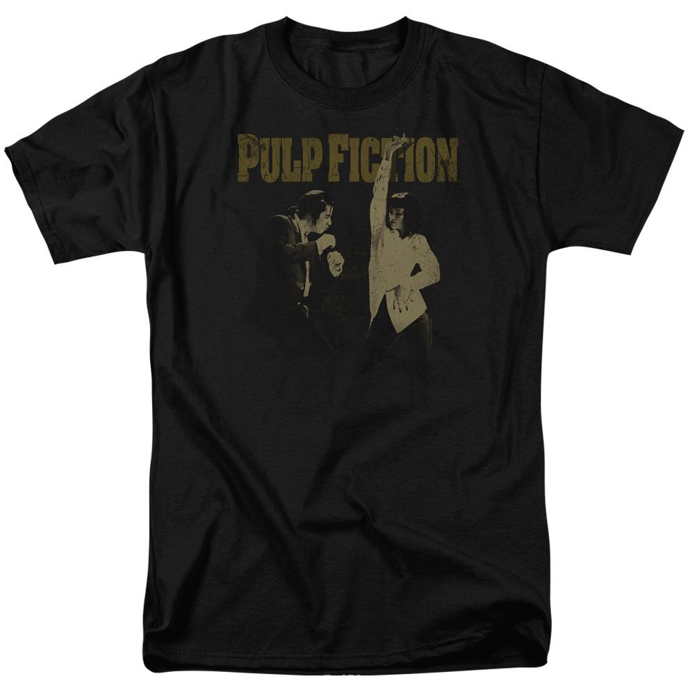 I Wanna Dance Pulp Fiction T-Shirt