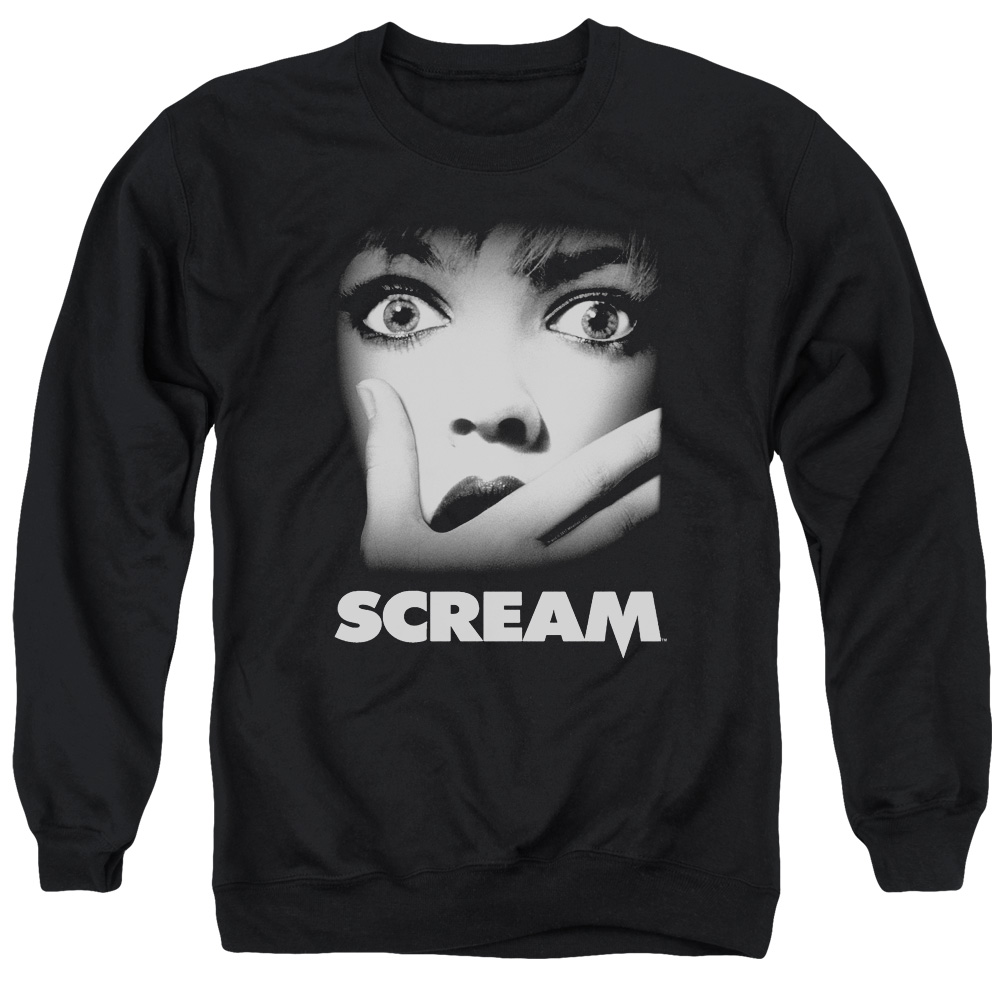 Scream Poster Sweater