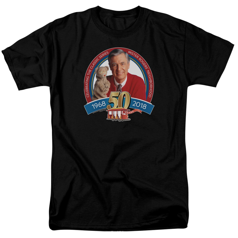 Mister Rogers 50th Anniversary T-Shirt