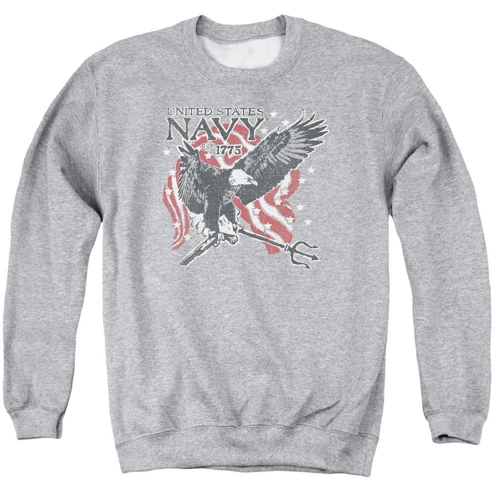 U.S. Navy Eagle Trident Est. 1775 Sweater