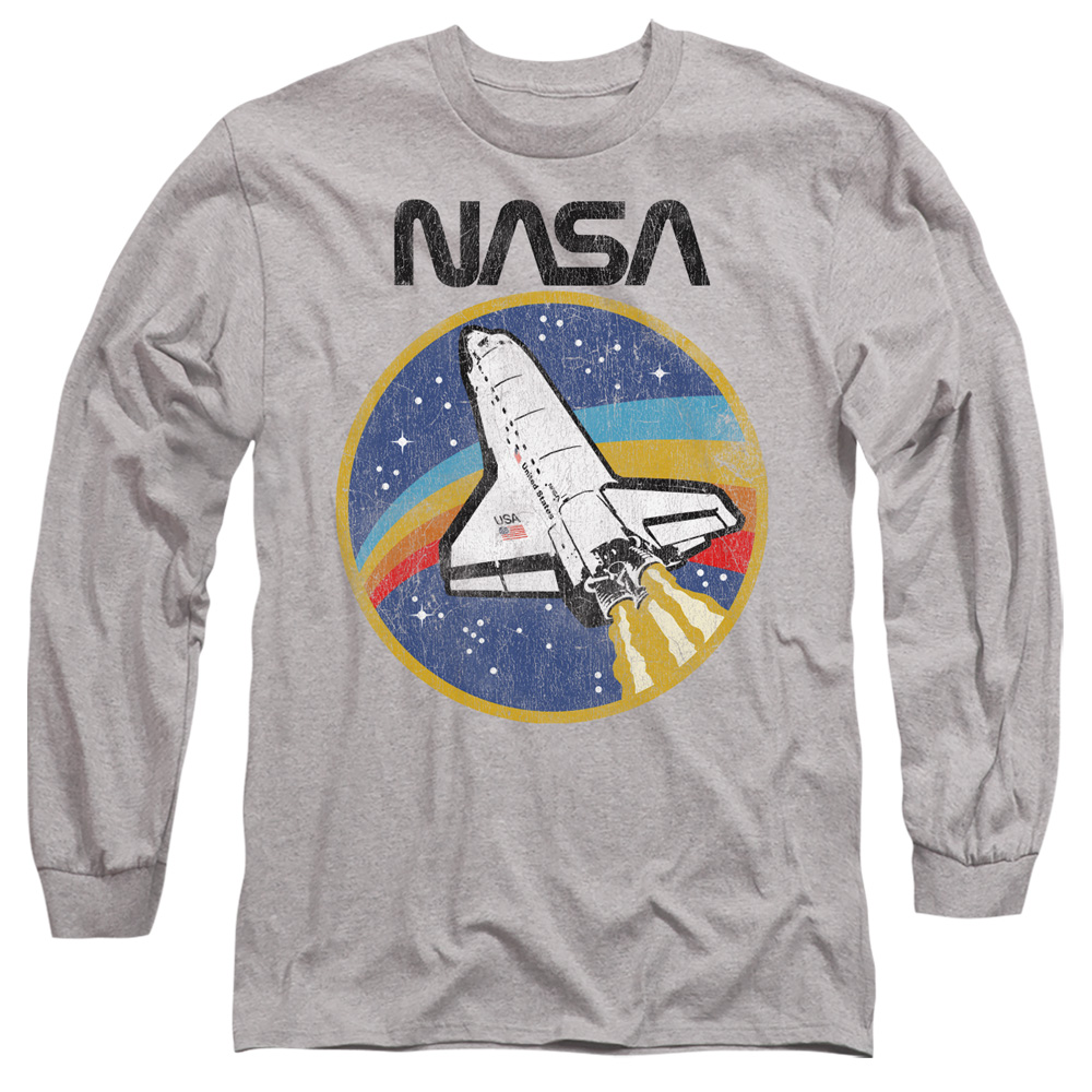 NASA Shuttle Long Sleeve Shirt