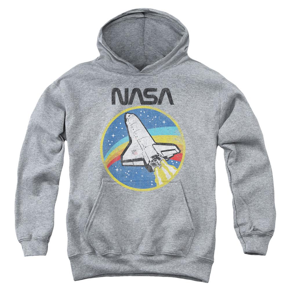 NASA Shuttle Kids Hoodie