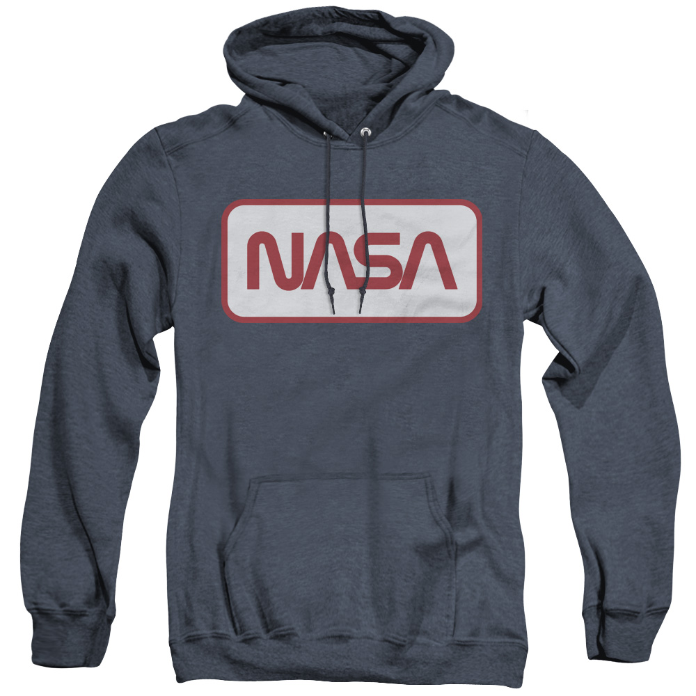Rectangular NASA Logo