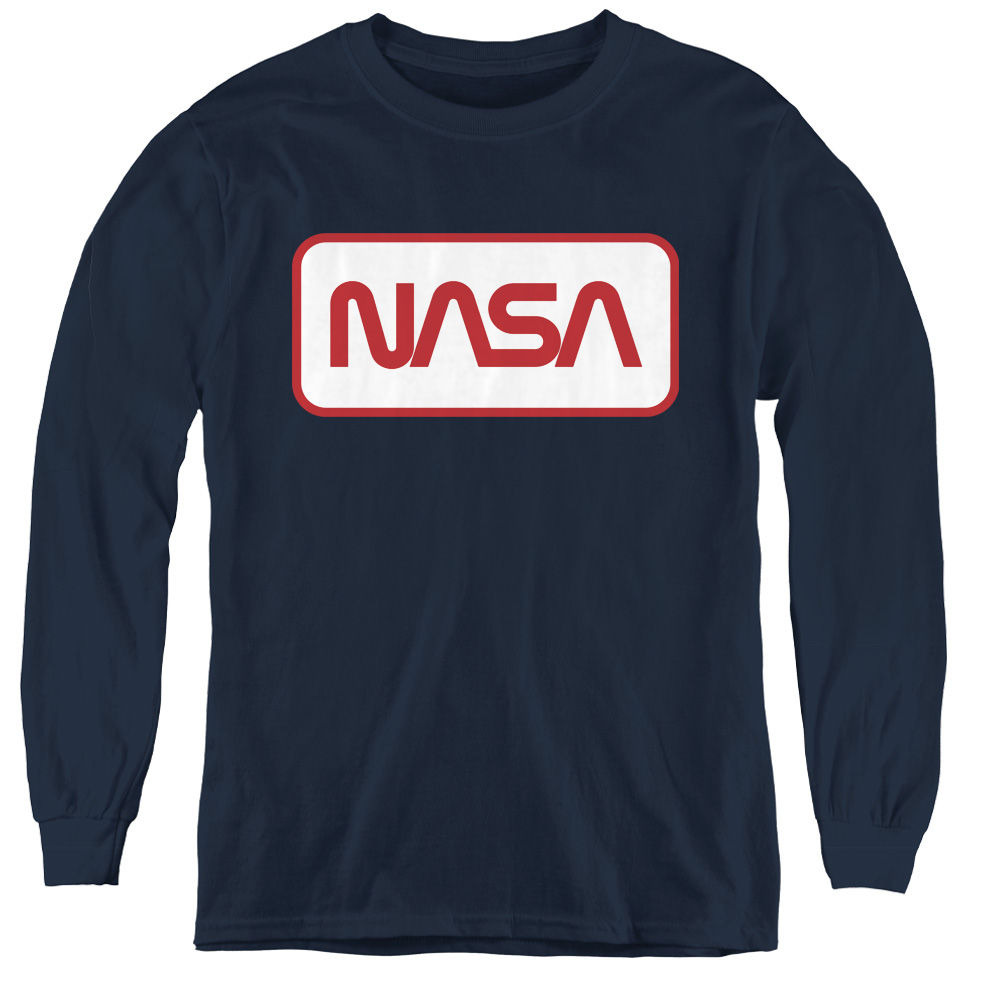 Rectangular NASA Logo