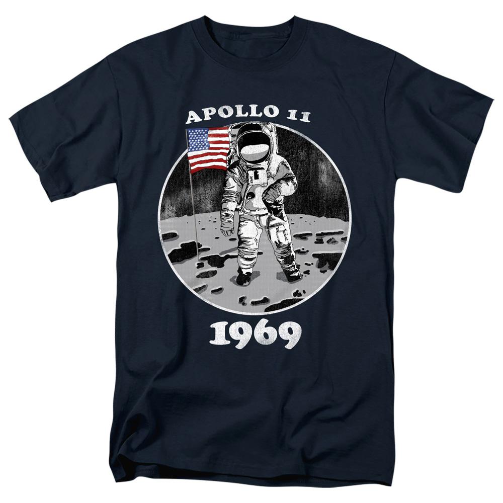 NASA Apollo 11 1969 Not Fake T-Shirt