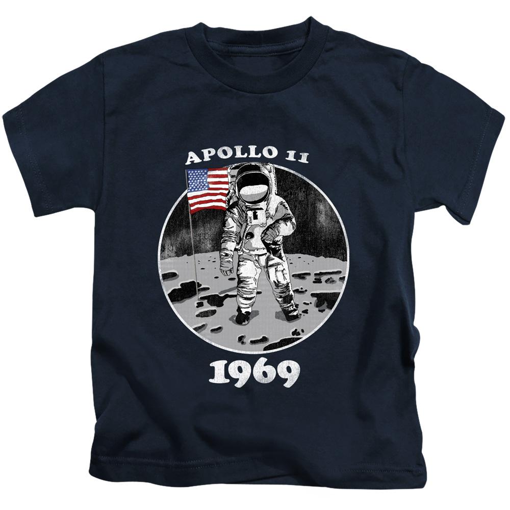 NASA Apollo 11 1969 Not Fake Juvy T-Shirt