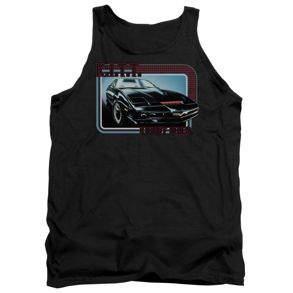Knight Rider Kitt Tank Top