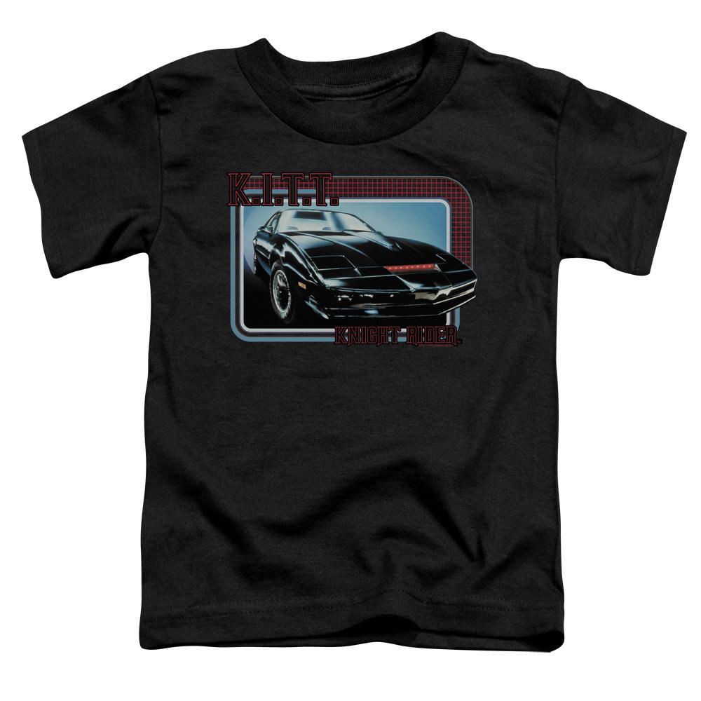 Knight Rider Kitt Toddler T-Shirt