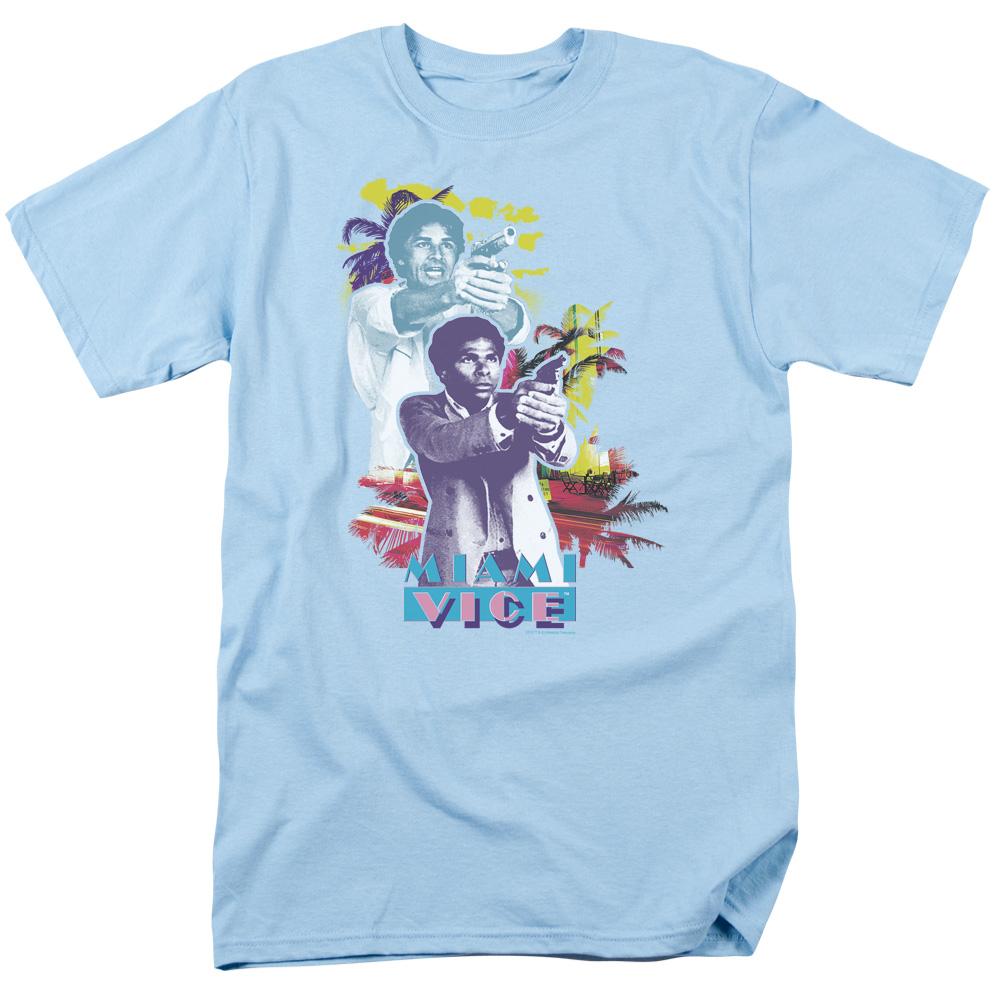 Miami Vice Freeze T-Shirt
